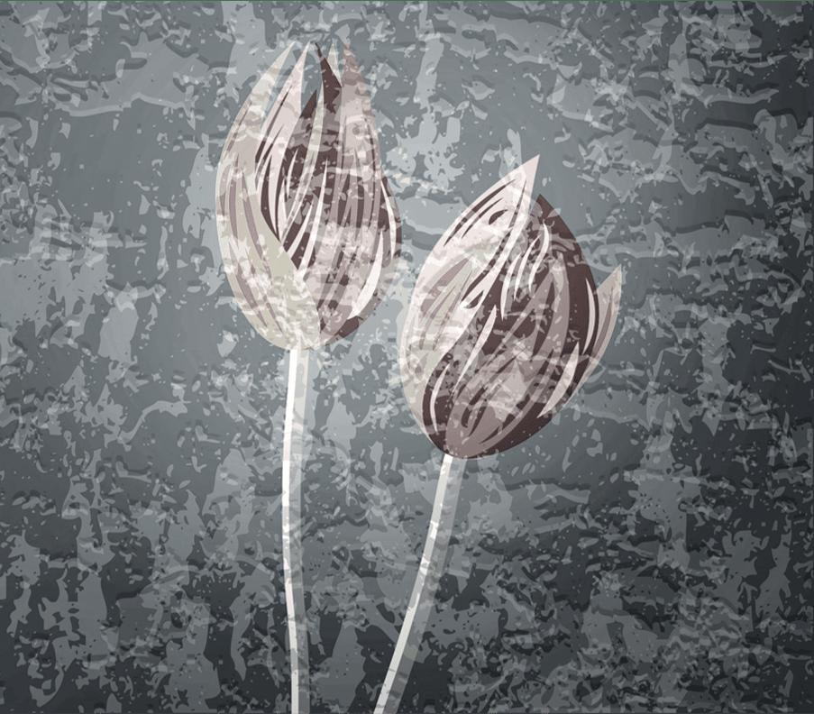 bulle des tulipes