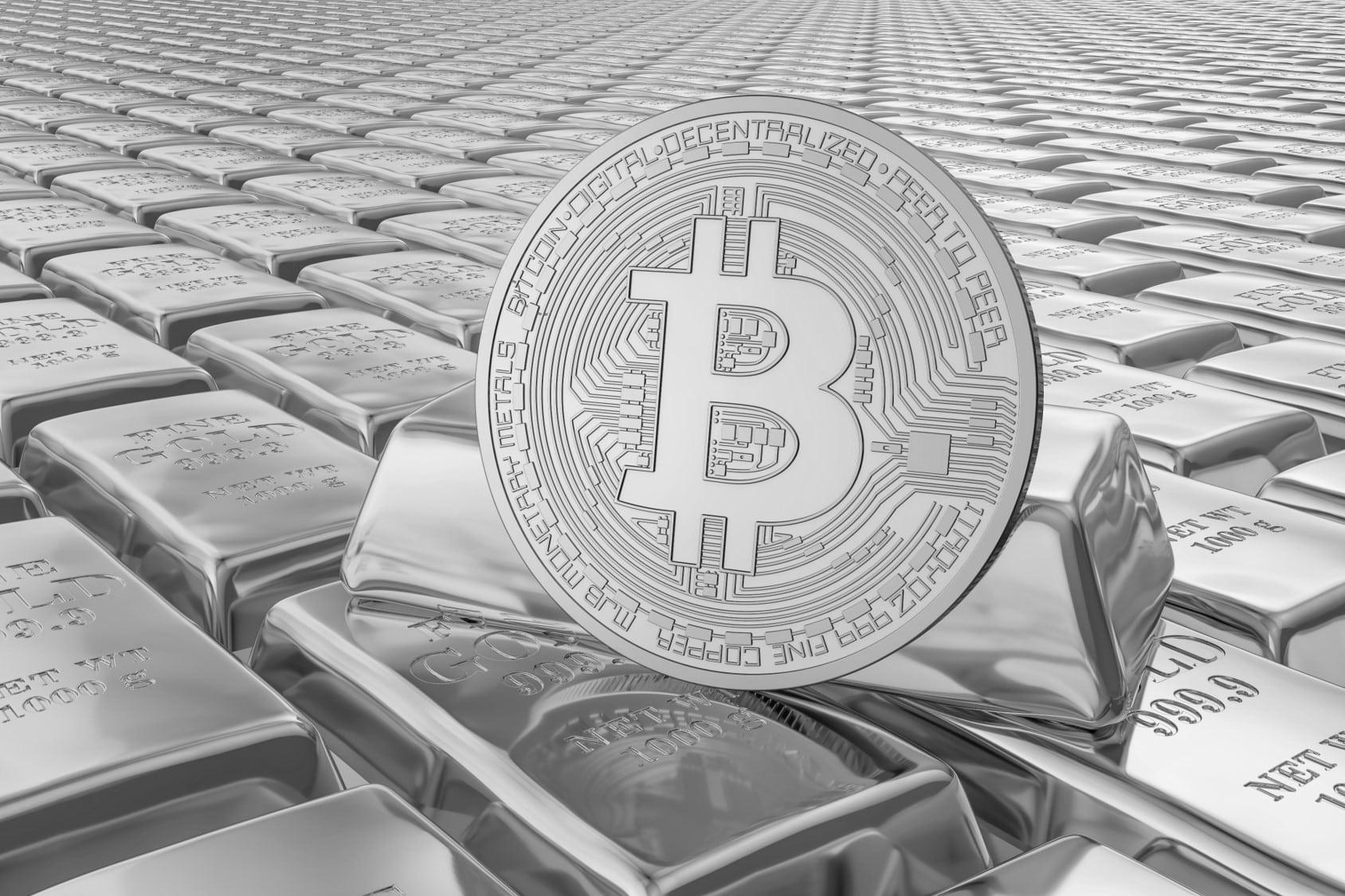 le bitcoin peut-il remplacer l'or ?